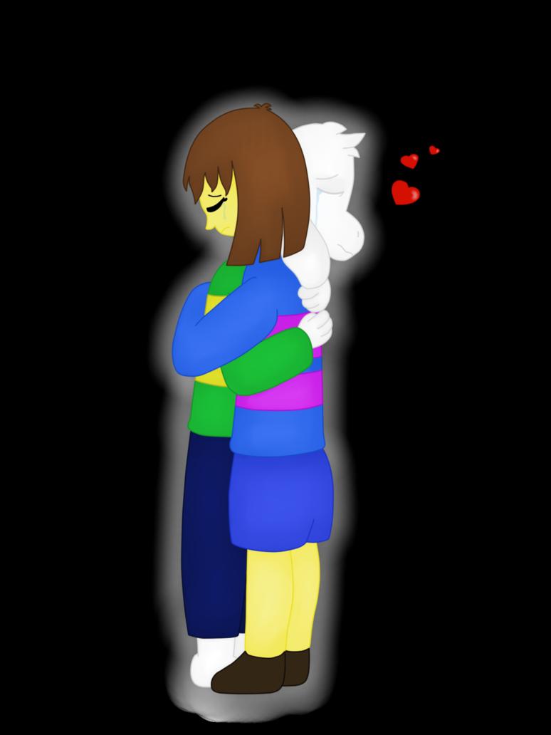 Hugging clipart forgiveness. Forgive and confort him