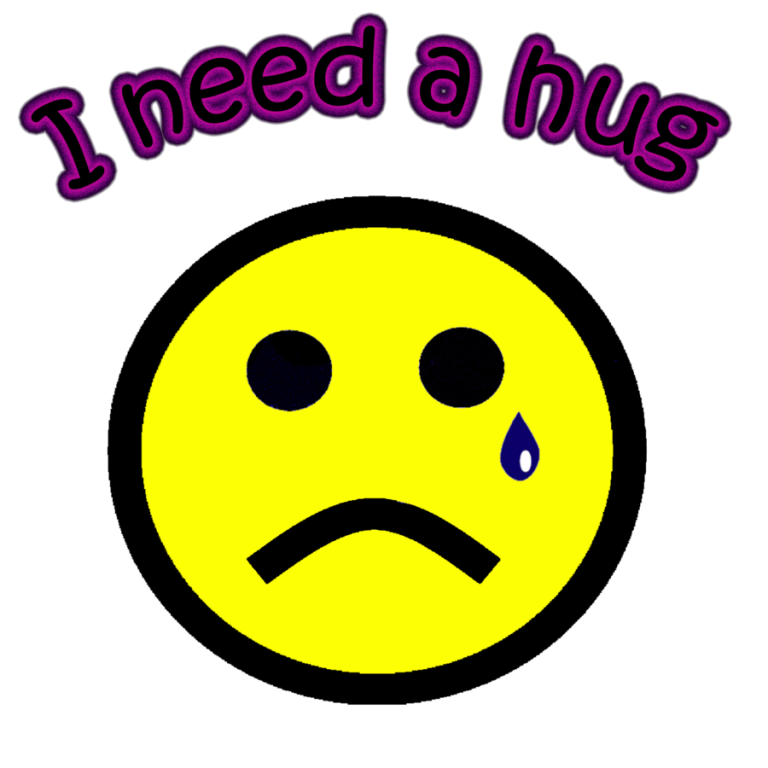 Hugs pictures images graphics. Hugging clipart sad