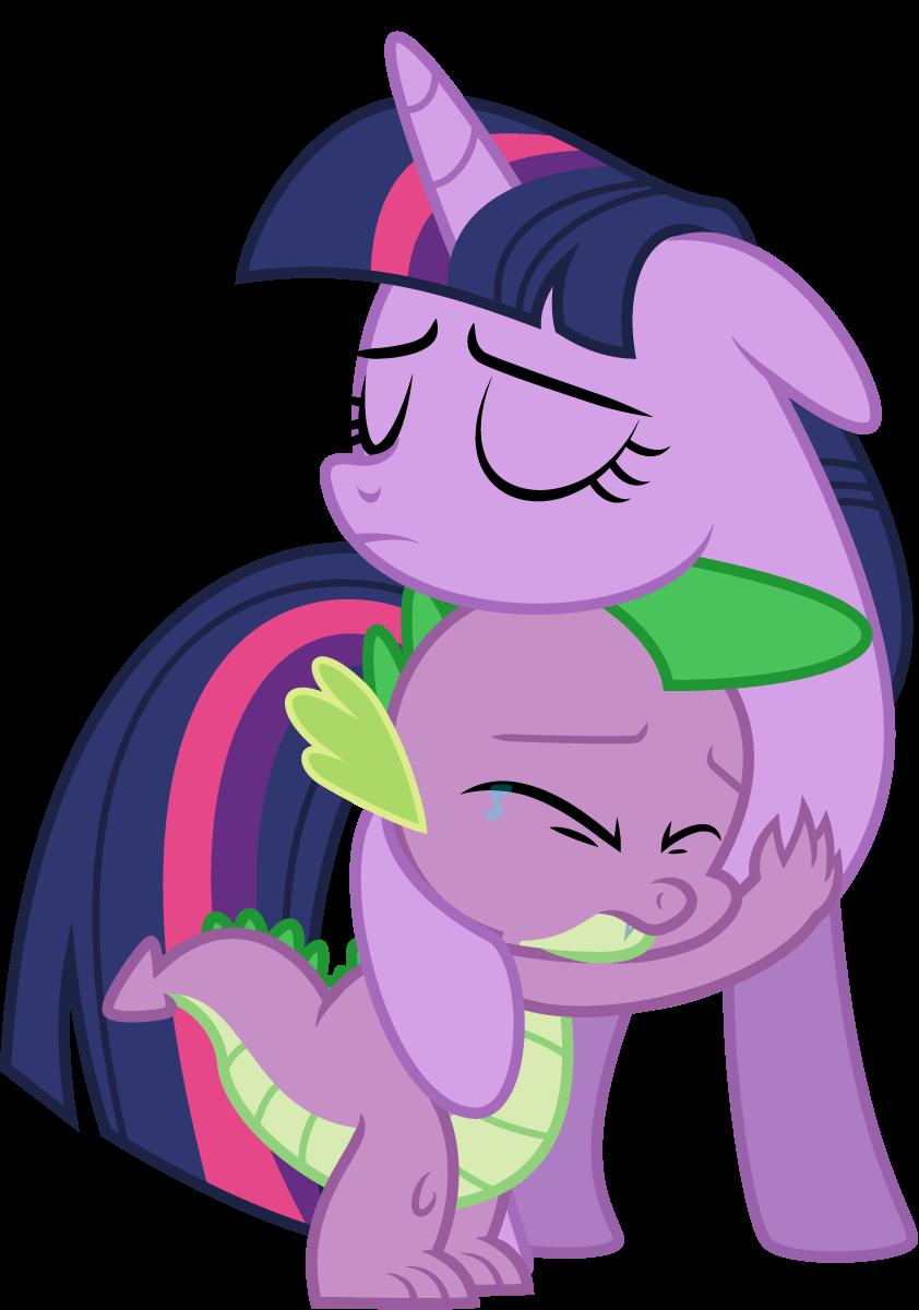 Hugging clipart mama.  alicorn artist masem