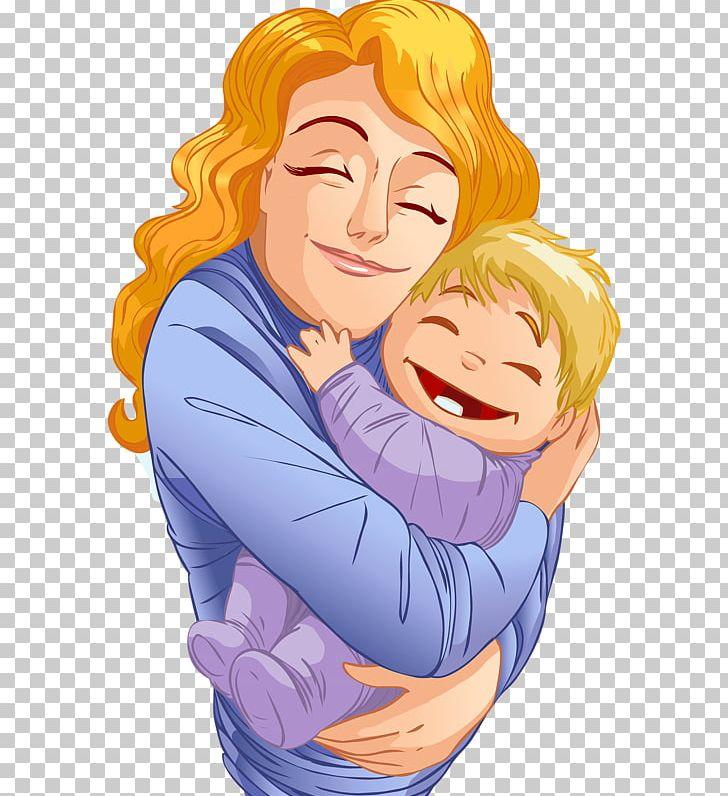 Hugging clipart mama. Child mother infant hug