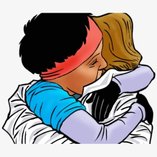 Thank free . Hug clipart miss you