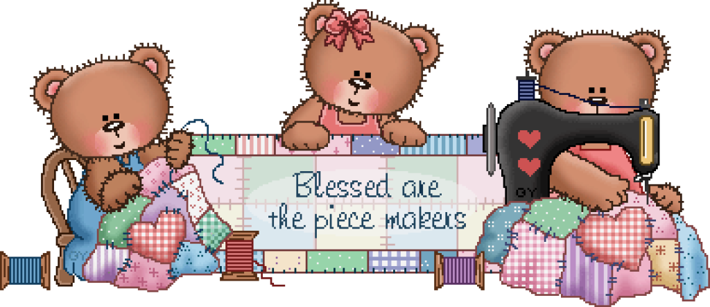 Quilt clipart pretty.  quilters huge freebie