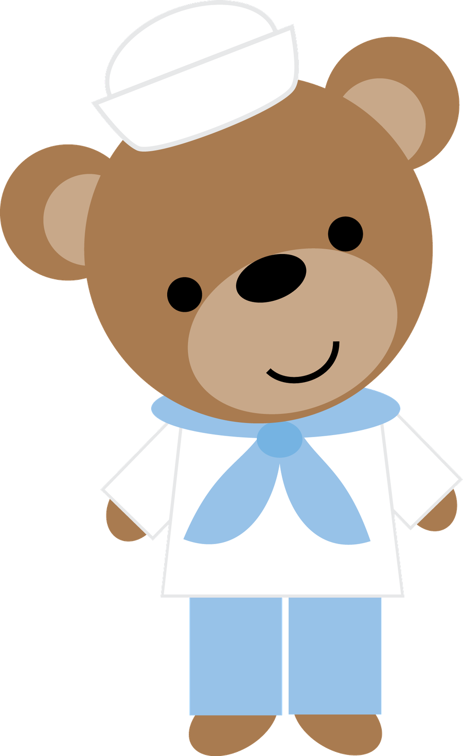 Marinheiro minus pinterest teddy. Hugging clipart printable