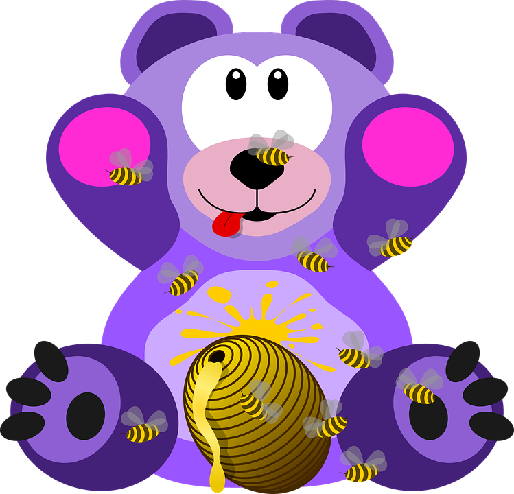 Collection of bear cliparts. Hug clipart share
