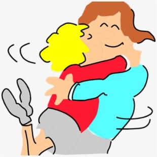 Hug clipart share. October clip art transparent