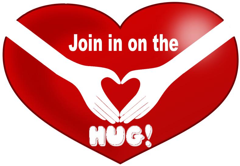 Day csa education fund. Hug clipart text