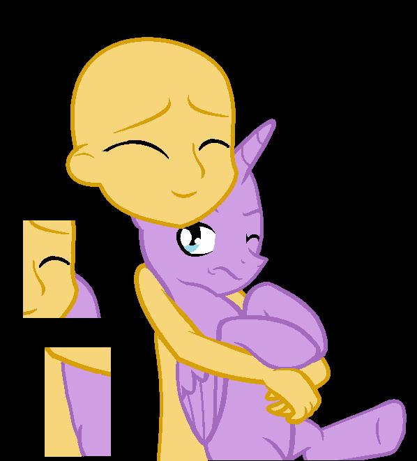 Hugging clipart toddler. Boy and stallion hug