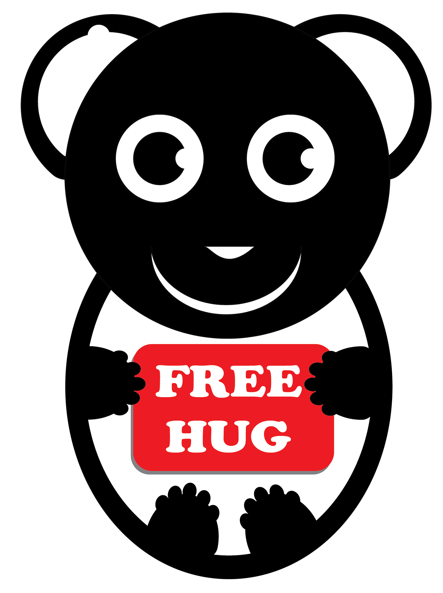 Hug clipart virtual. Digital hugs from pari