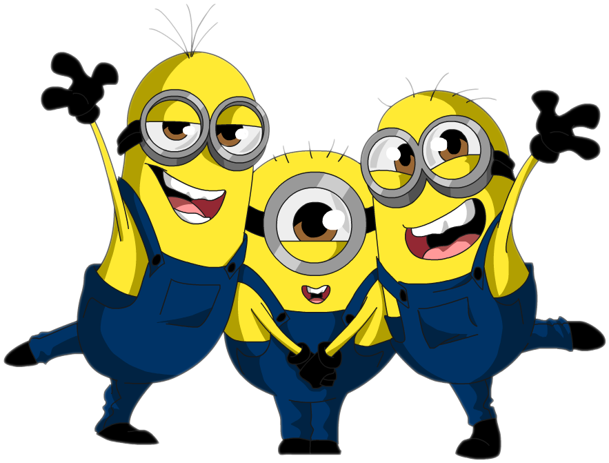 By s on deviantart. Valentine clipart minions