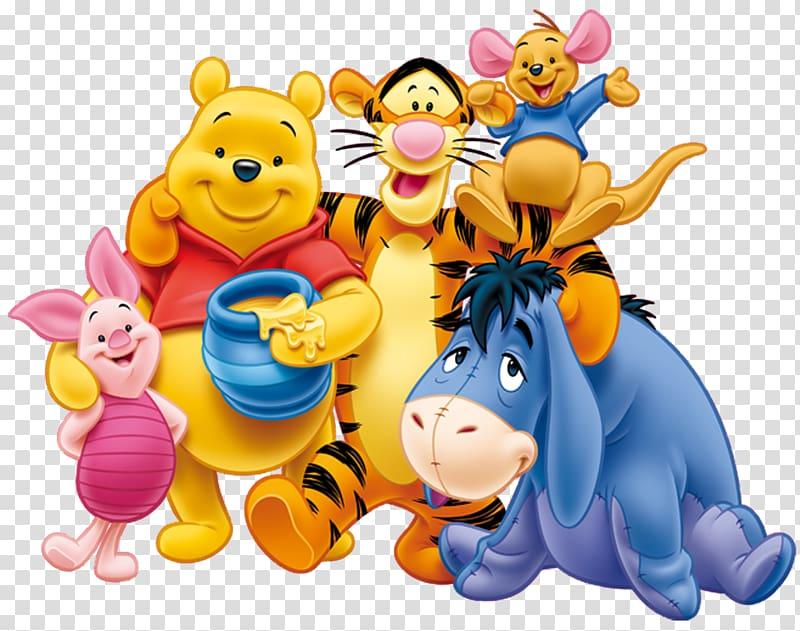 Poster piglet eeyore . Hugging clipart character winnie the pooh