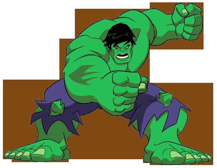 Hulk clipart. Clip art free panda