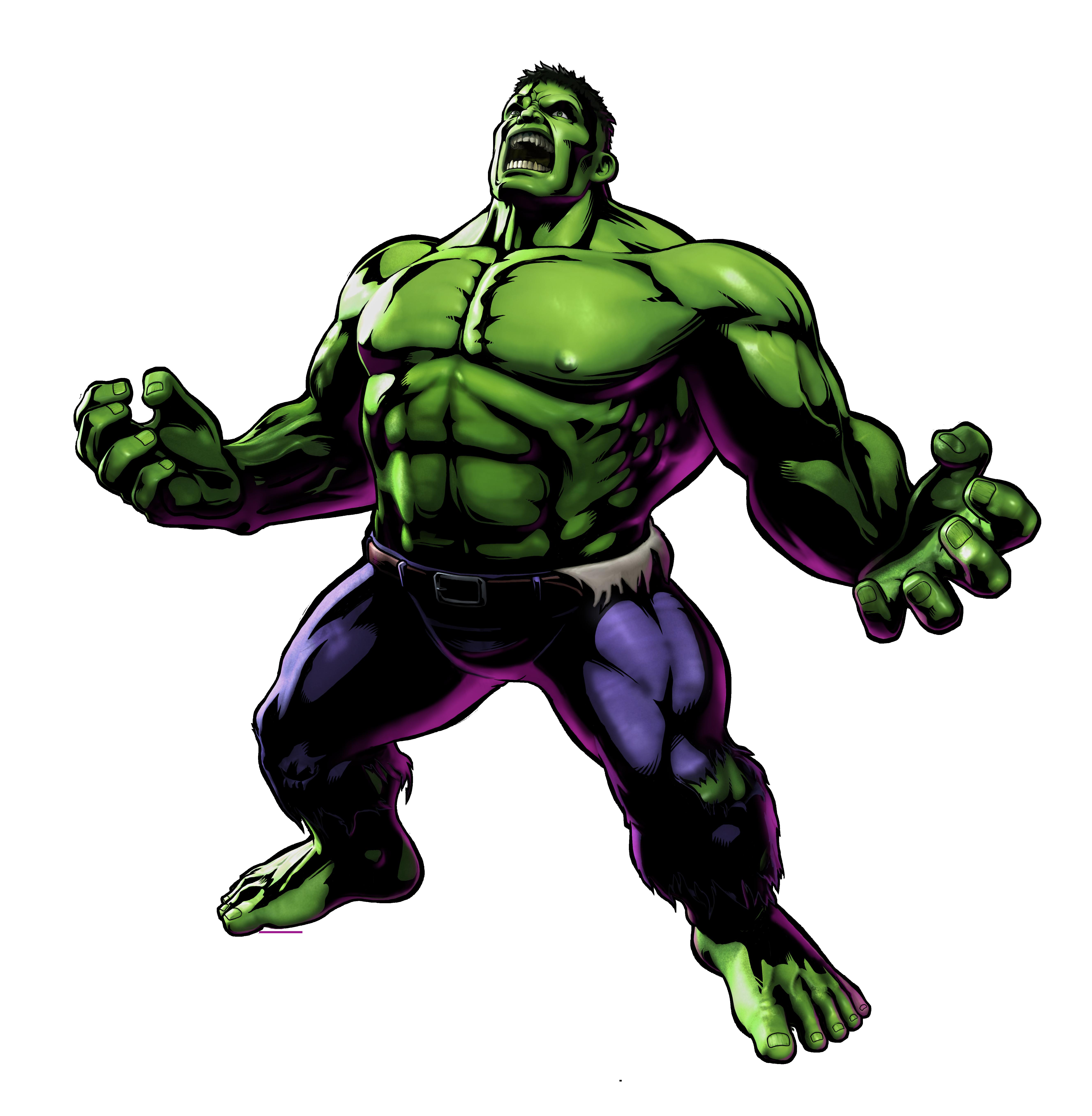 Capcom releases free high. Hulk clipart 1080p