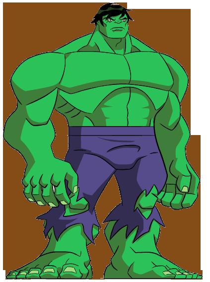 Free . Hulk clipart