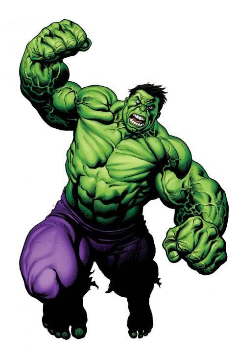 Hulk clipart. Avengers