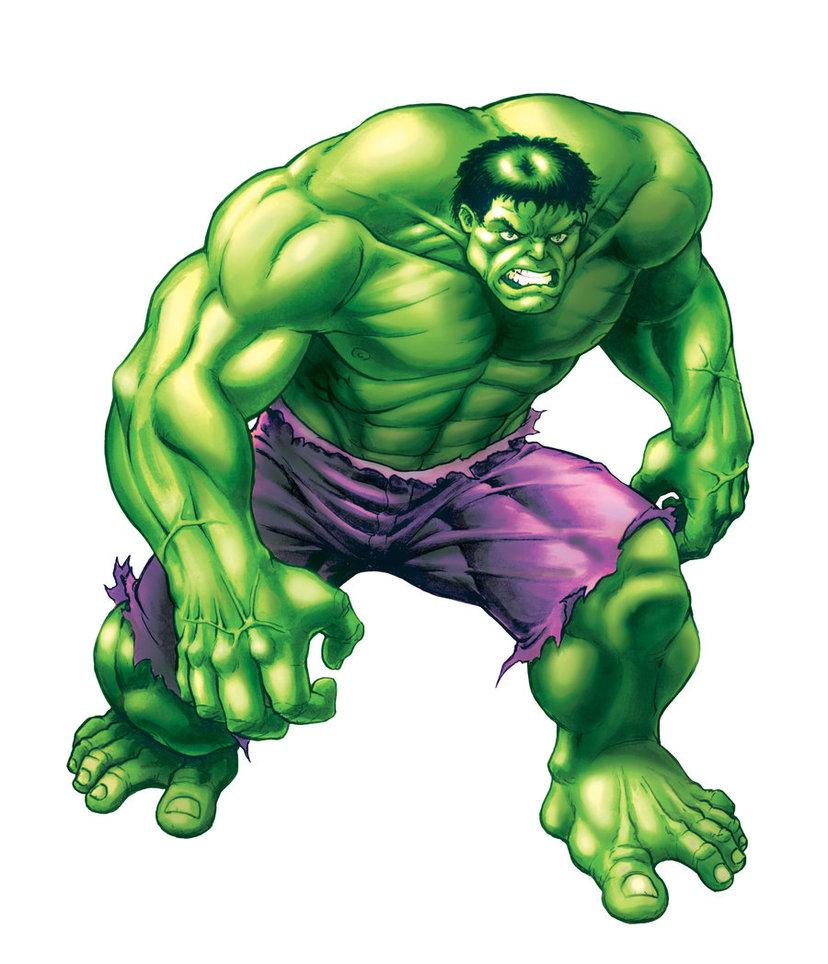 Hulk clipart. Clip art panda free