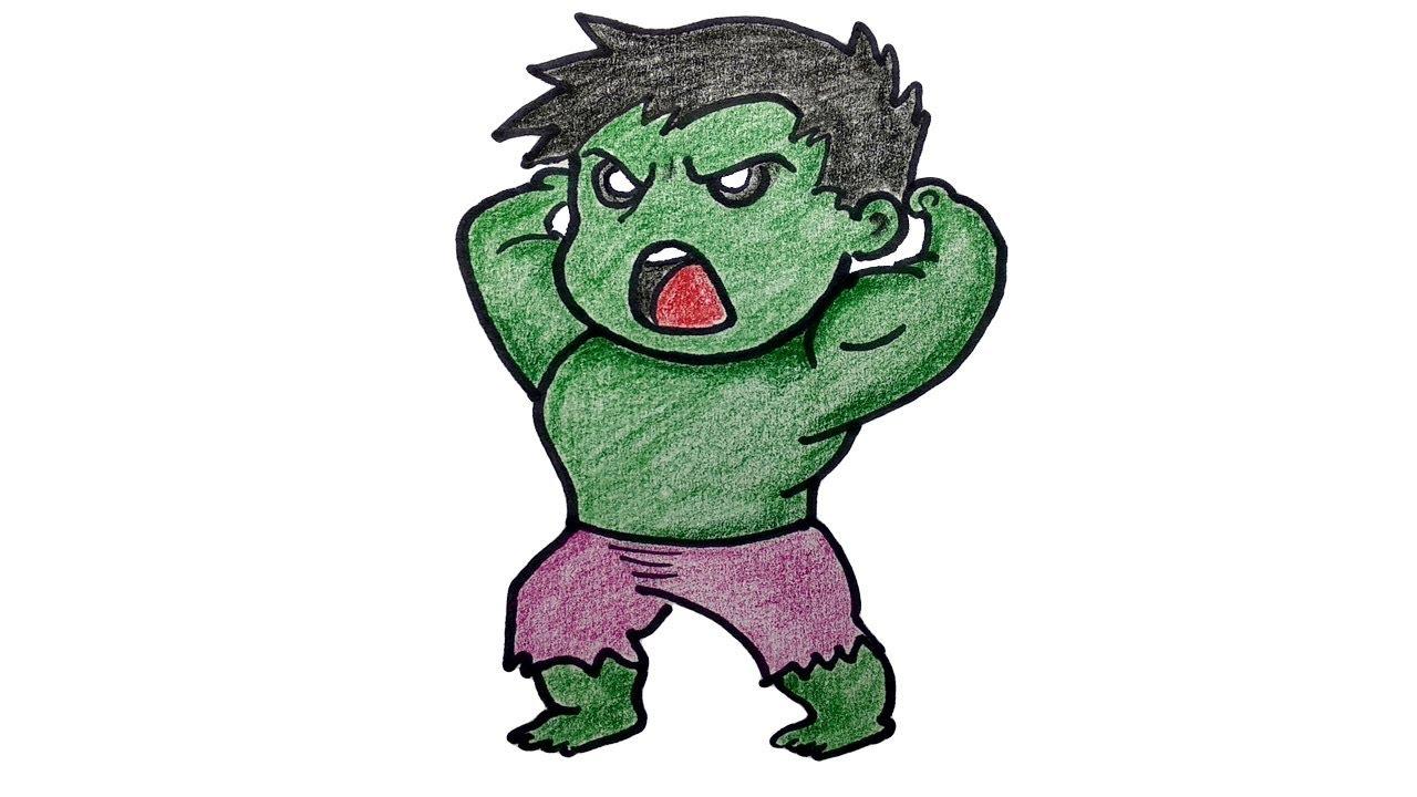 Hulk clipart drawing. Cartoon free download best