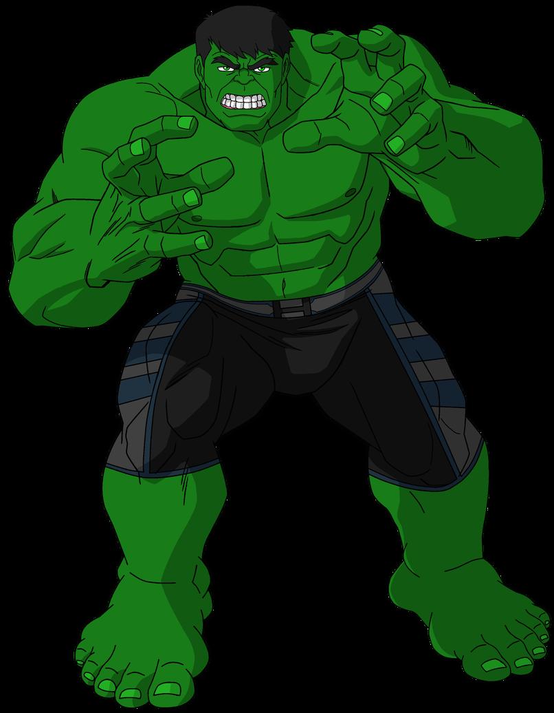 The cartoonwjd com clip. Hulk clipart easy cartoon