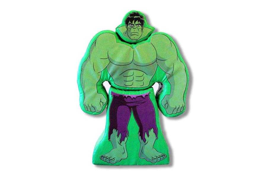 Build a bouncy castle. Hulk clipart hi re
