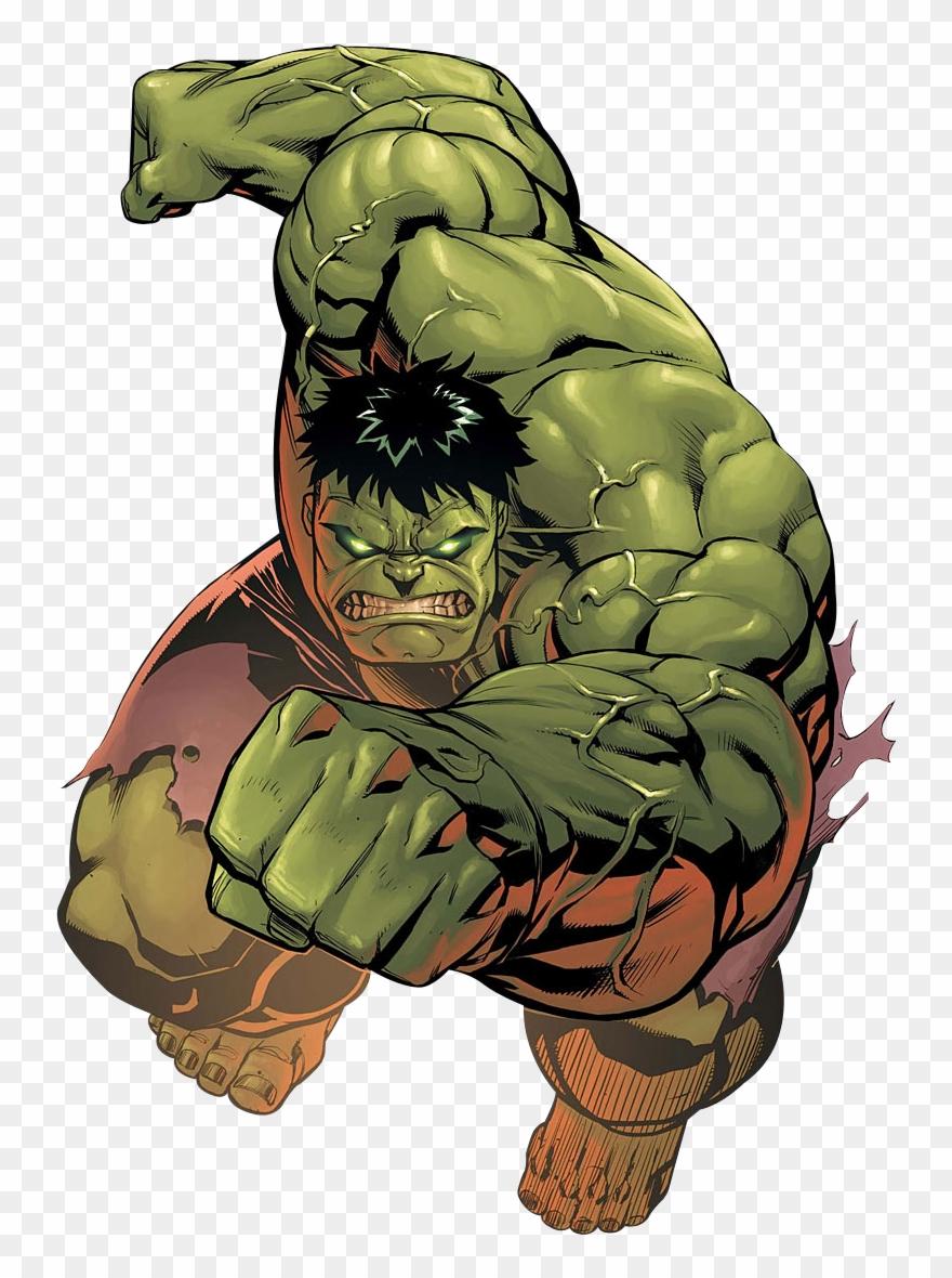 Hulk clipart hi re. Marvel adventures vol png