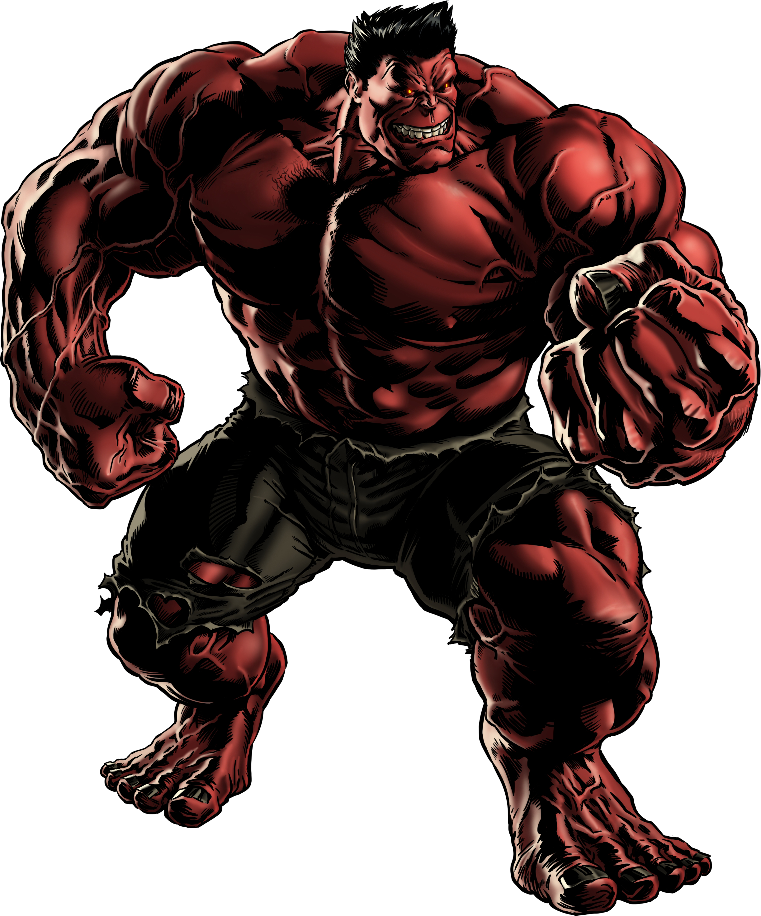 Vision clipart red. Hulk vs battles wiki