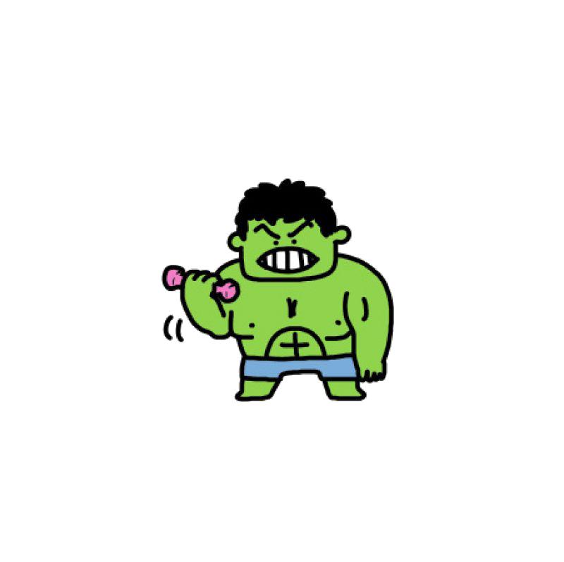 Iron man spider clint. Hulk clipart old cartoon