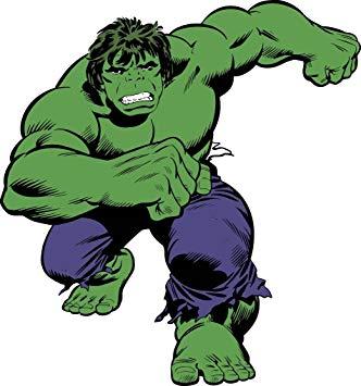 Hulk clipart old cartoon. Amazon com the incredible
