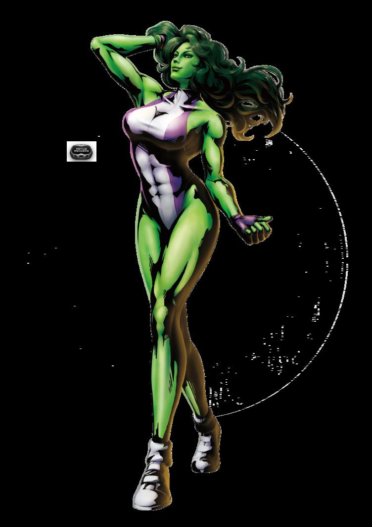 Marvel vs capcom she. Hulk clipart renders