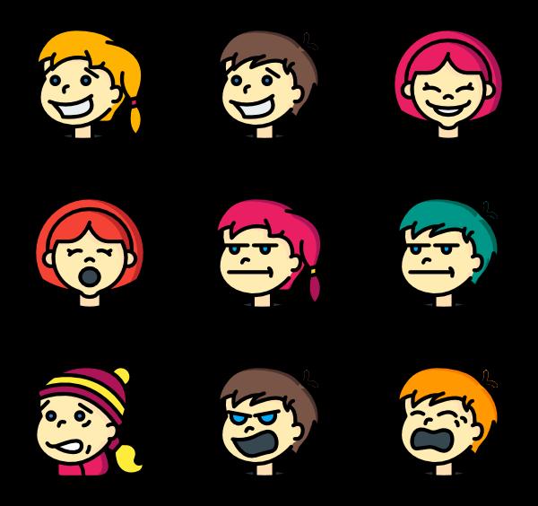 Human clipart 7 person.  cartoon icon packs