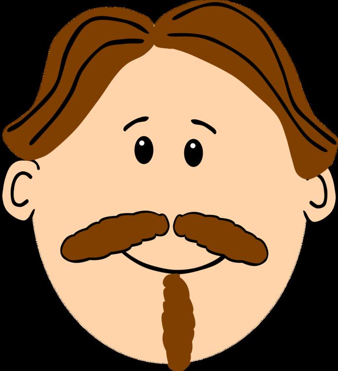 Humans clipart brown hair guy. Emotion human behavior head