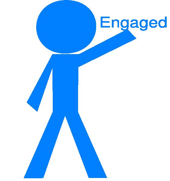 Engaged citizenship norm clip. Human clipart citizen