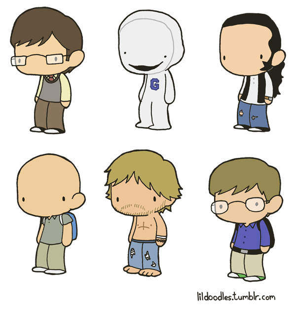Human clipart community person. Lil greendale college booster