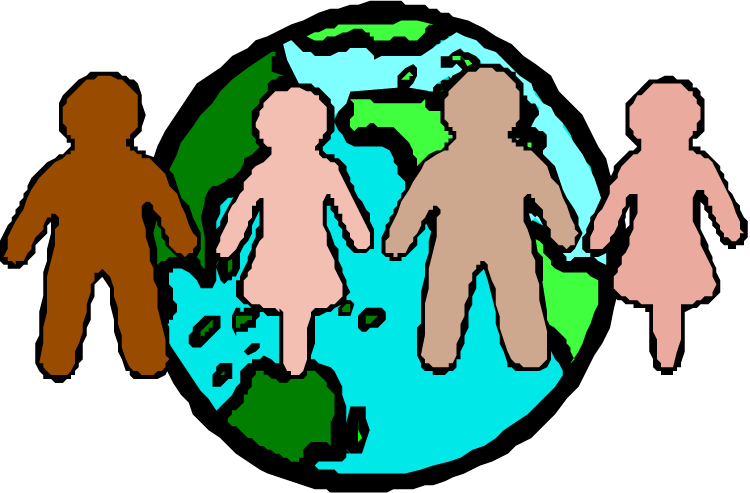 Humans clipart population global. Free cliparts download clip