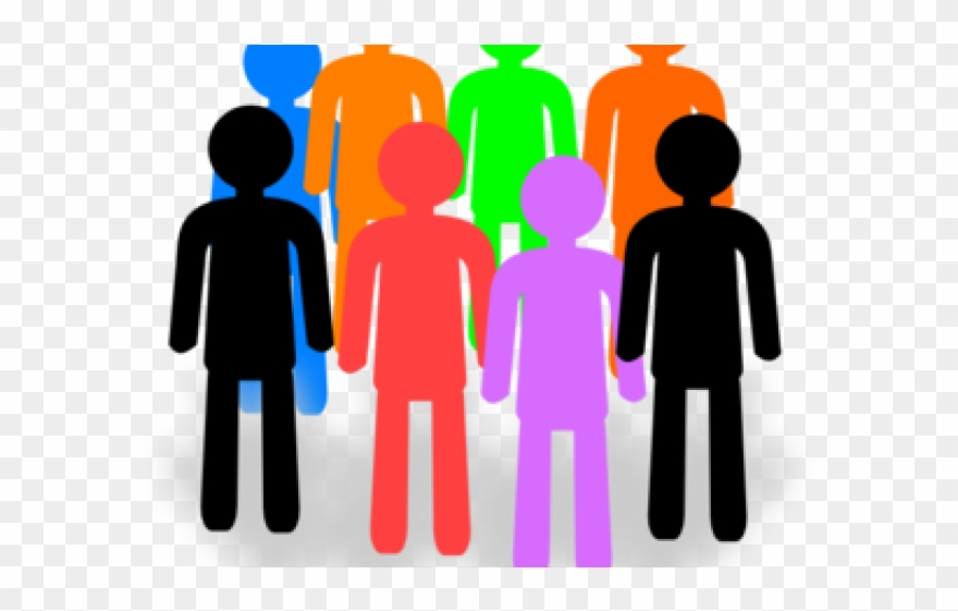 Humans clipart demographics. Society people png