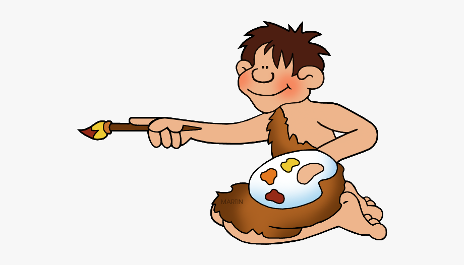 Human clipart early human. Clip art by phillip
