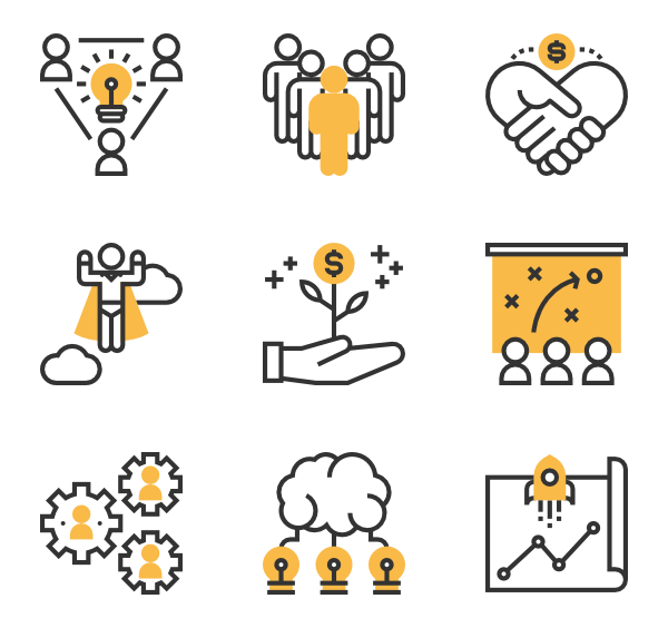 employee icon packs. Humans clipart headcount