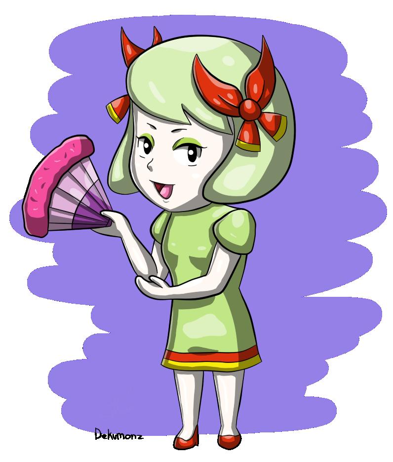 Bow paper mario characters. Human clipart human character