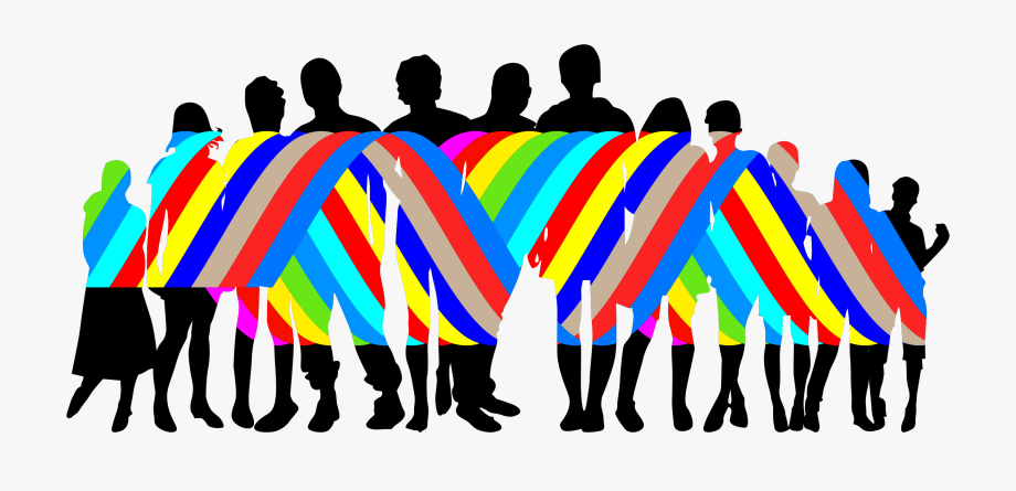 Silhouette png cliparts . Human clipart human family
