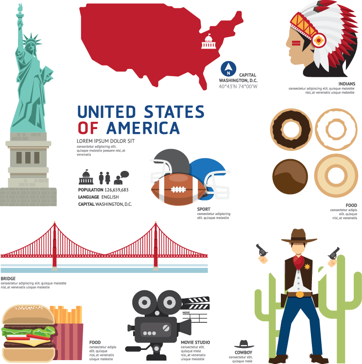 Human clipart human population. United states tourism clip