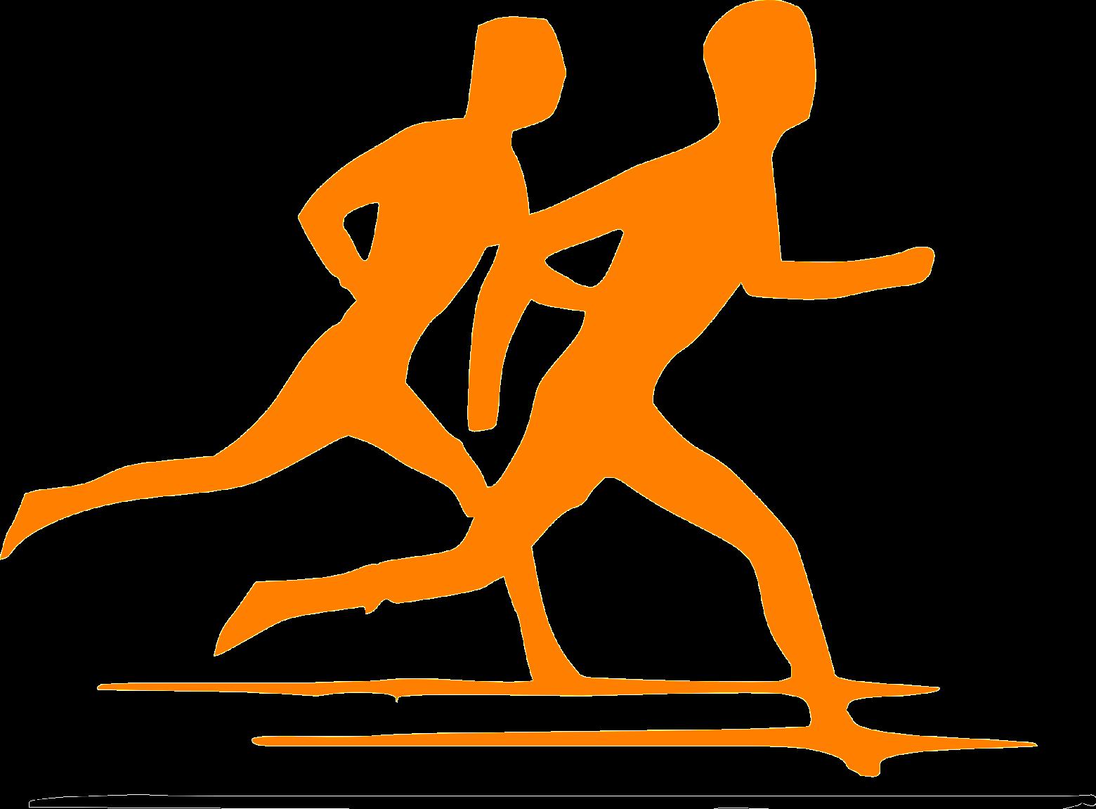 Human clipart human running.  training testing gindre