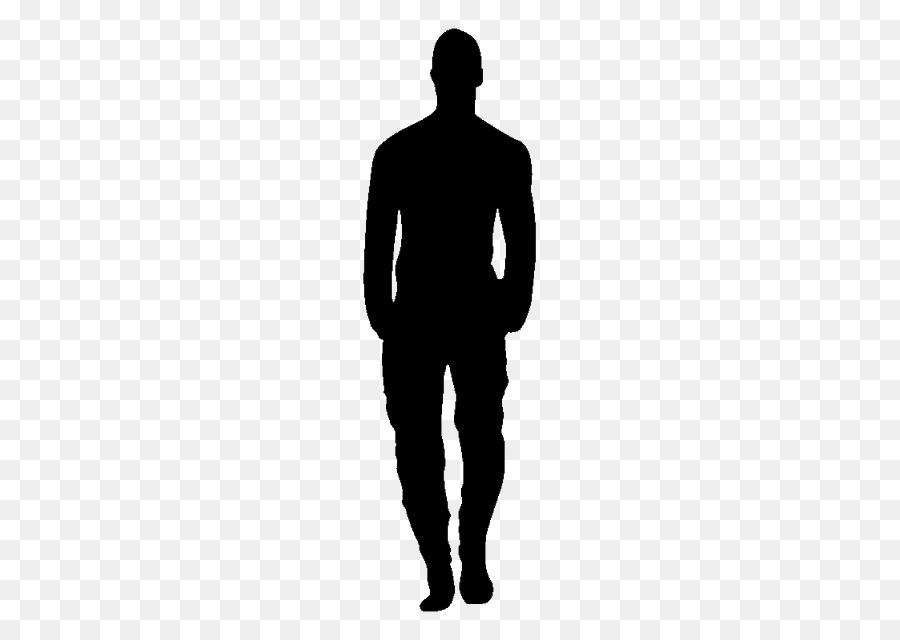 Human clipart human shape. Female body woman silhouette