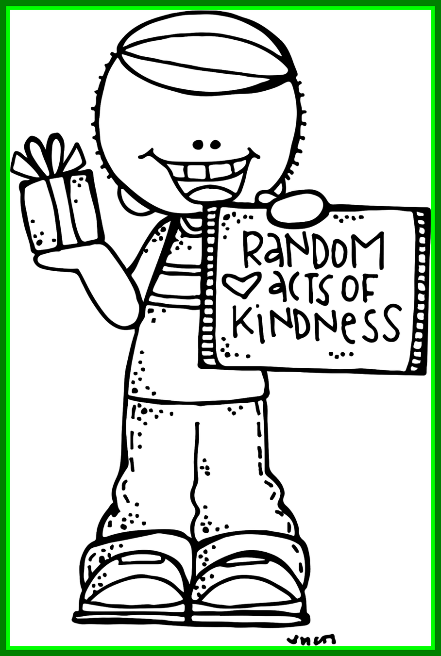 Stunning one little tiny. Human clipart kindness