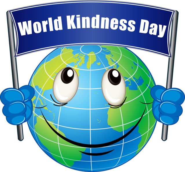 Be every day world. Kind clipart kindness matters