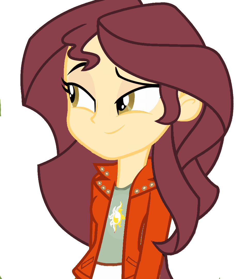 Human clipart normal human.  background equestria girls
