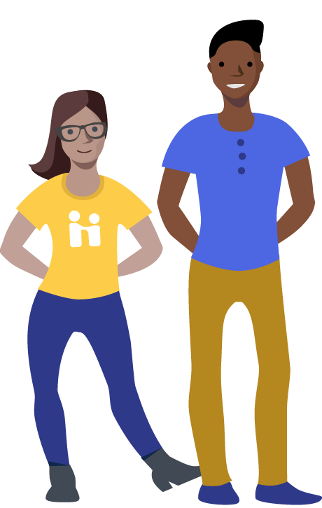 Humans clipart college student. University platform for recruiting
