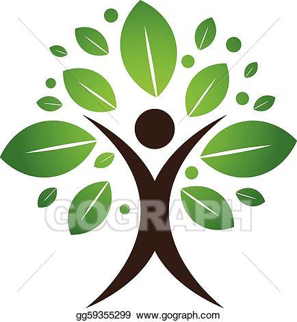 Eps illustration human tree. Humans clipart creative