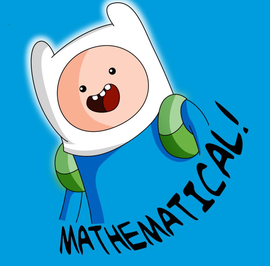 Image mathematical by sweetcandyteardrop. Humans clipart finn