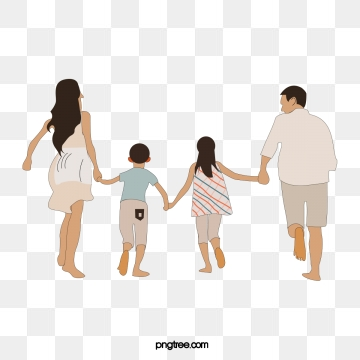 People png images download. Humans clipart four person