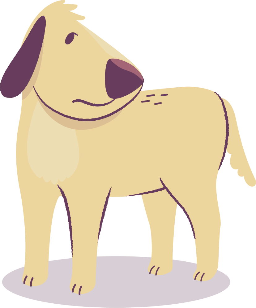 Pet clipart found dog. Evolution pets natural remedies