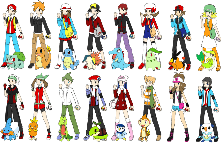 pokemon conspiracy theories. Humans clipart human action