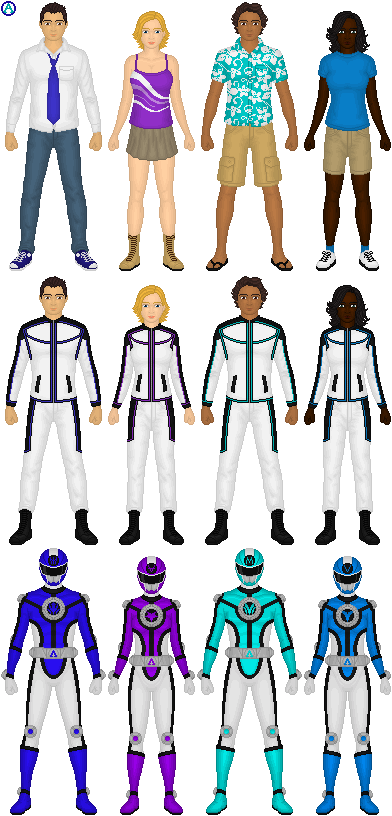 Humans clipart human chain. Archanger sea squad by